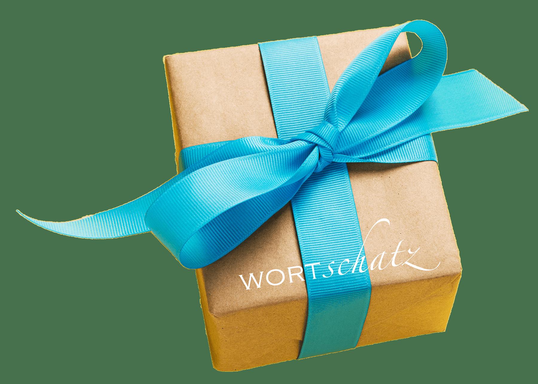 Wortschatz Geschenk