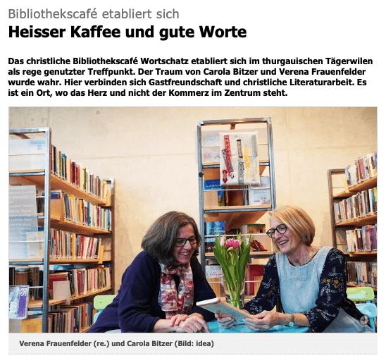 Livenet.ch Beitrag Wortschatz